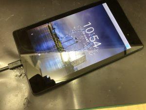 Nexus7 充電不良
