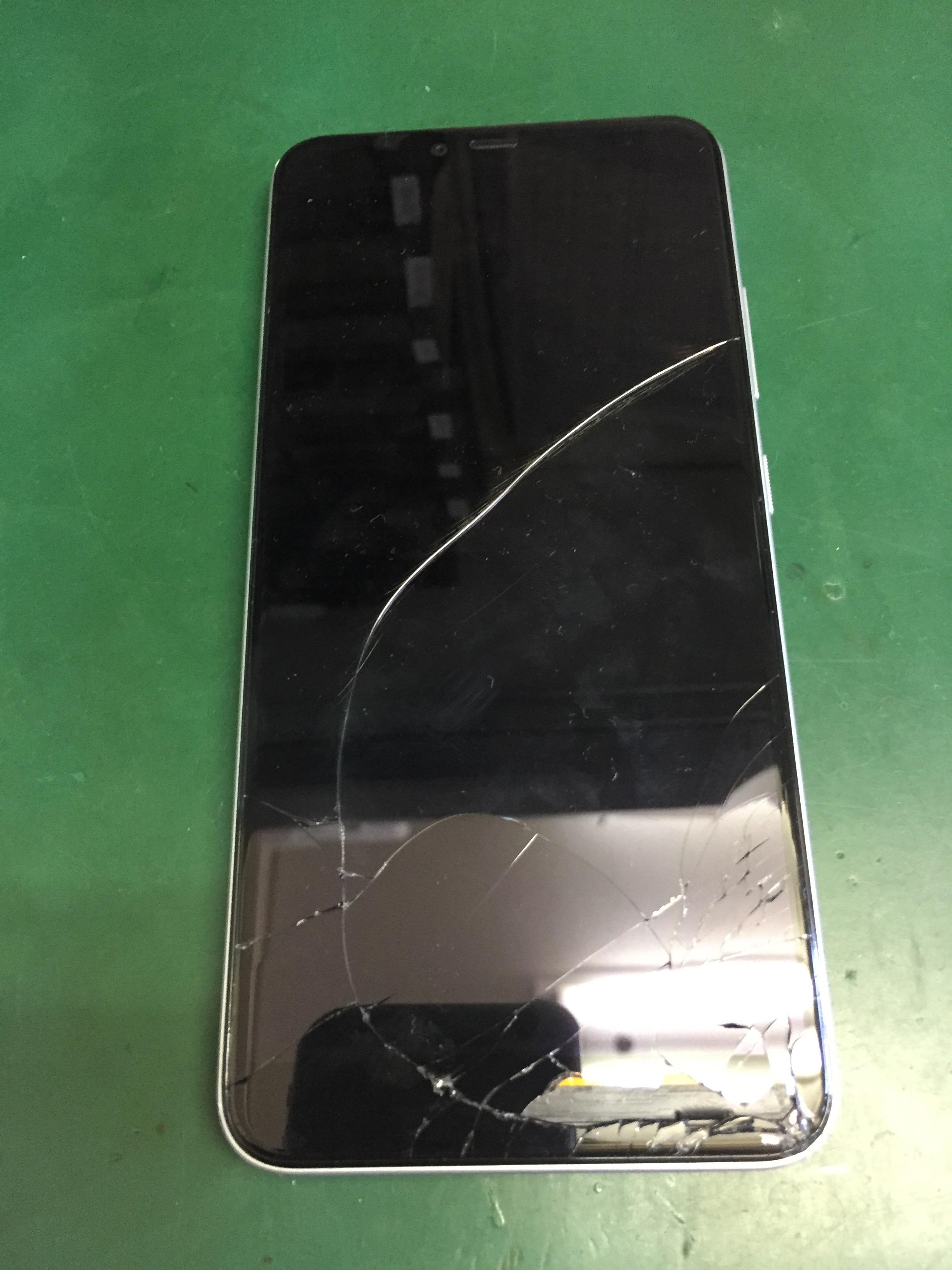 トーンモバイル 修理