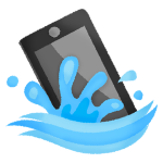 smartphone-submerged